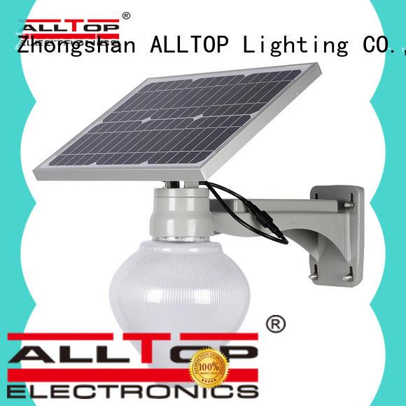 9w solar street light free sample for outdoor yard