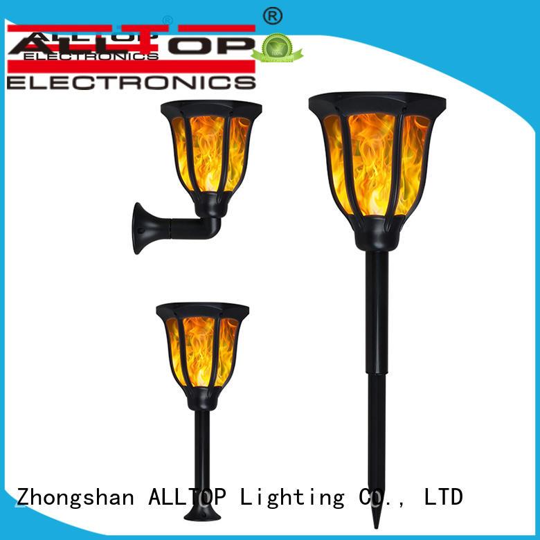 ALLTOP classical solar patio lights manufacturer for landscape