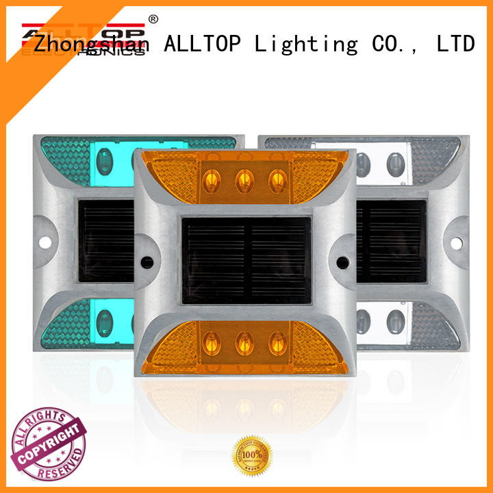 ALLTOP solar traffic signal wholesale for factory