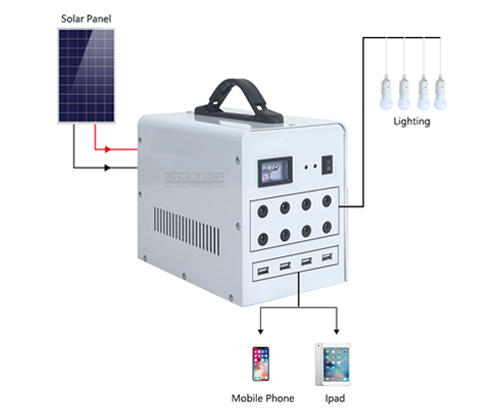multi-functional solar powered lights oem wholesale for home-3