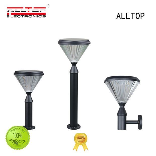 ALLTOP solar garden lamps at discount for landscape