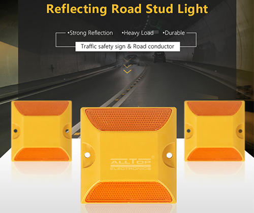 waterproof traffic light lamp series for safety warning-2