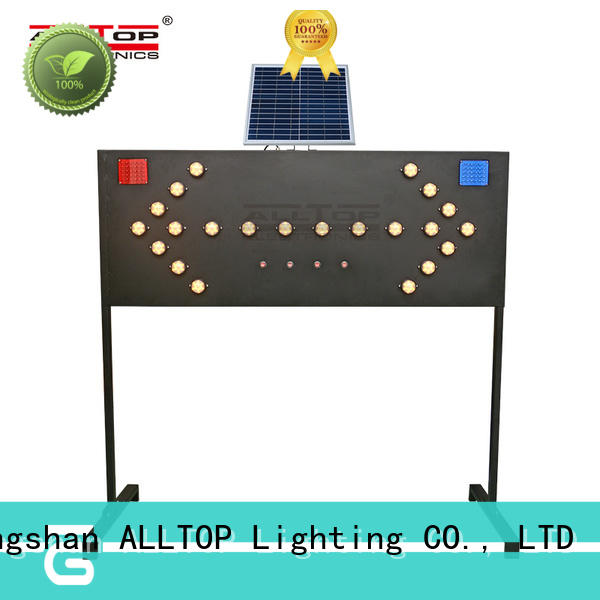 high quality solar traffic light supplier for security