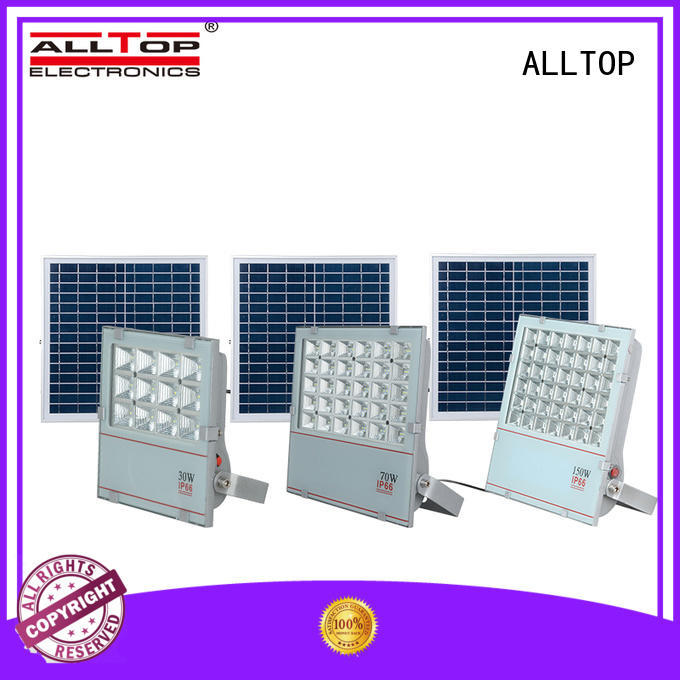 solar led flood lights for spotlight ALLTOP