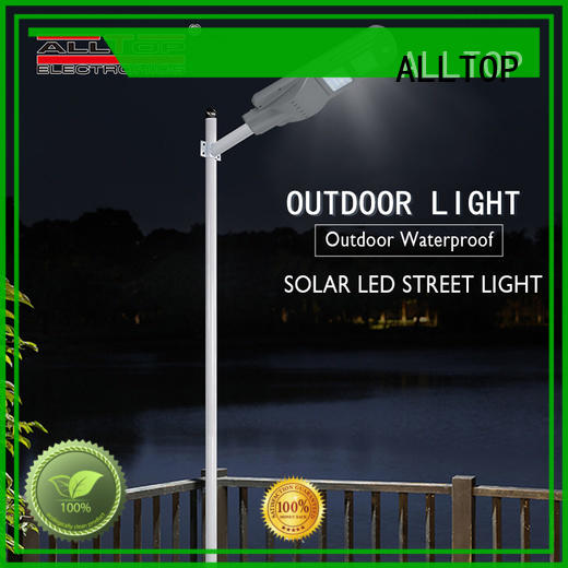 ALLTOP high-quality integrated solar street light price flood for garden