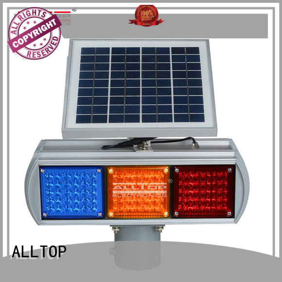 road signs portable traffic signals mobile for hospital ALLTOP