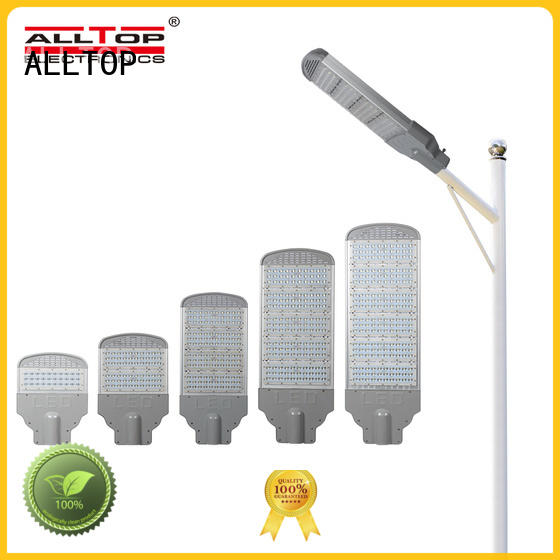 cost of led street lights die-casting for facility ALLTOP