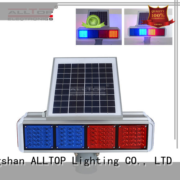 ALLTOP double side traffic light sign wholesale for hospital