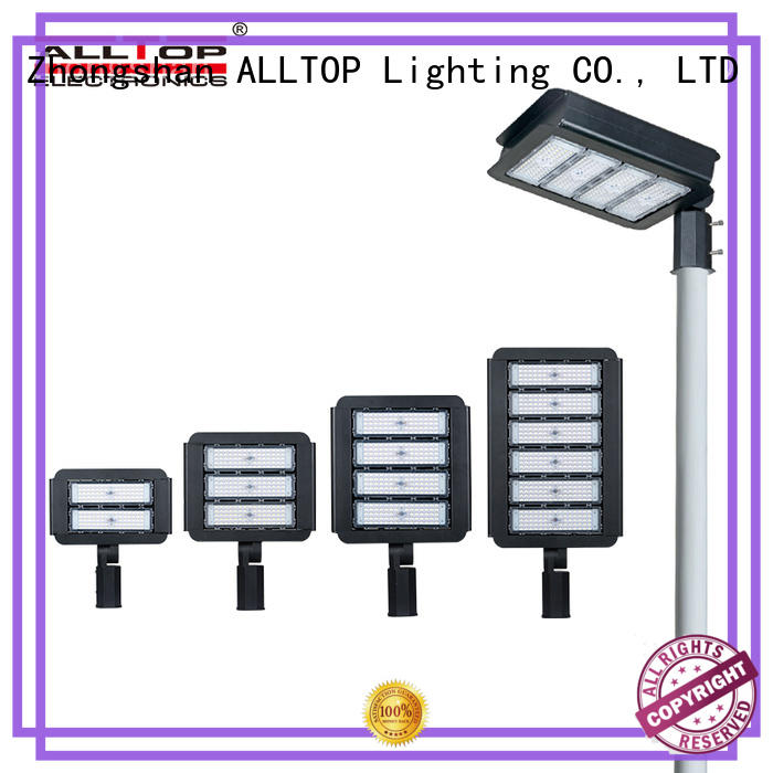 90w led street light aluminum alloy for facility ALLTOP