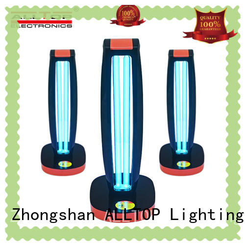 ALLTOP efficient germicidal lamps supply for air disinfection