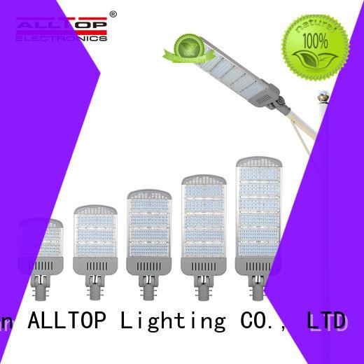 ALLTOP customized 60w integrated solar street light supply for park