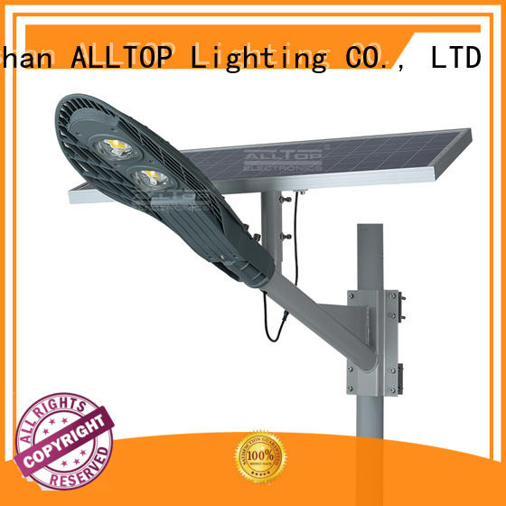 list cob solar street lamp ALLTOP Brand
