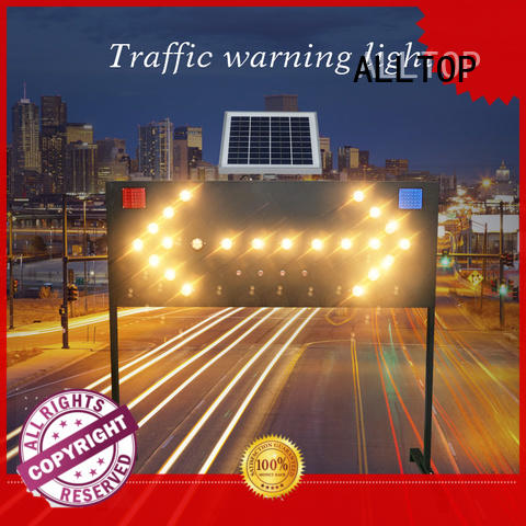 signal portable traffic lights led for factory ALLTOP