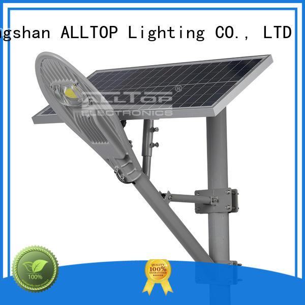 ALLTOP Brand street led solar street light manufacturer aluminum