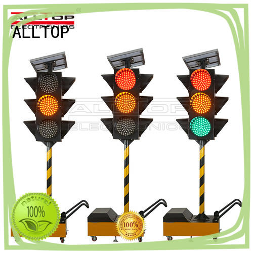 ALLTOP double side traffic light lamp portable for hospital