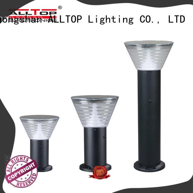 ALLTOP solar yard lights suppliers for decoration