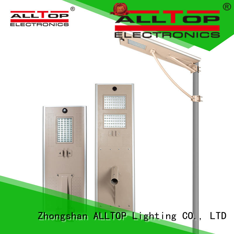 solar street light flood for garden ALLTOP