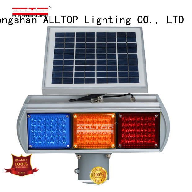 road signs traffic light lamp signal for factory ALLTOP