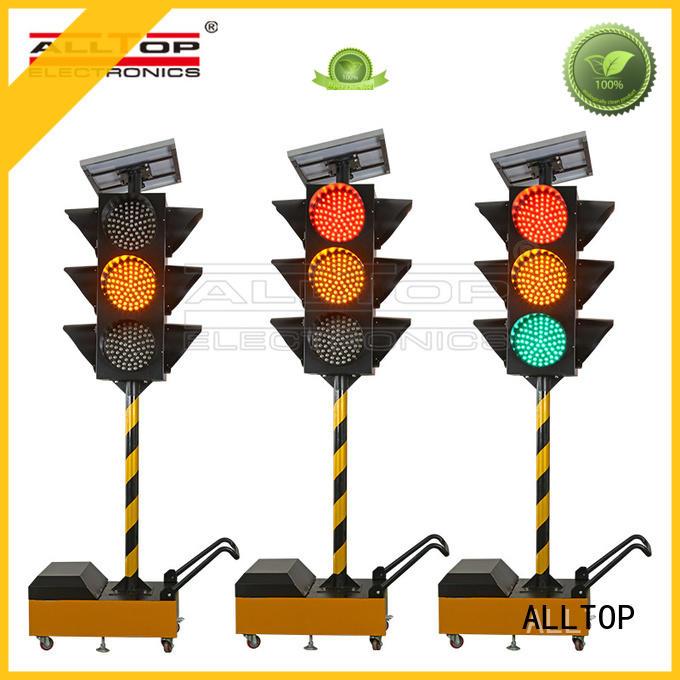 ALLTOP traffic light sign flashing for factory