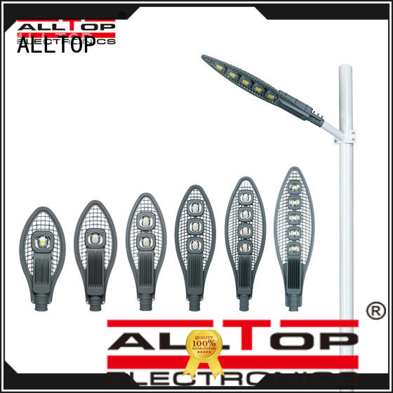 ALLTOP commercial 120w led street light price manufacturer for lamp