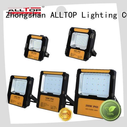ALLTOP functional led floodlight supplier for warehouse