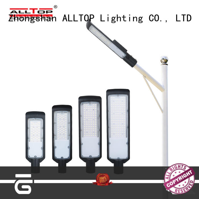 ALLTOP aluminum alloy 50w led street light suppliers for facility