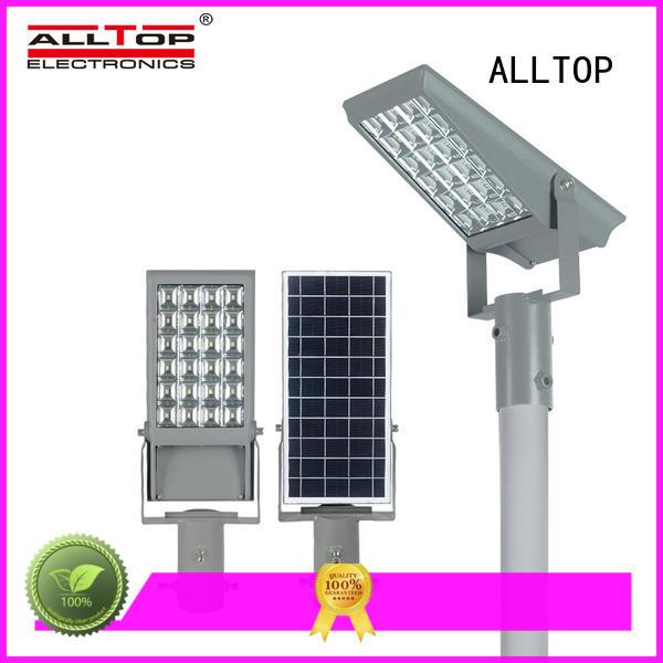 ALLTOP high quality solar led flood lights factory for spotlight