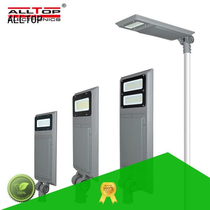 ALLTOP high-quality solar led lights series for road