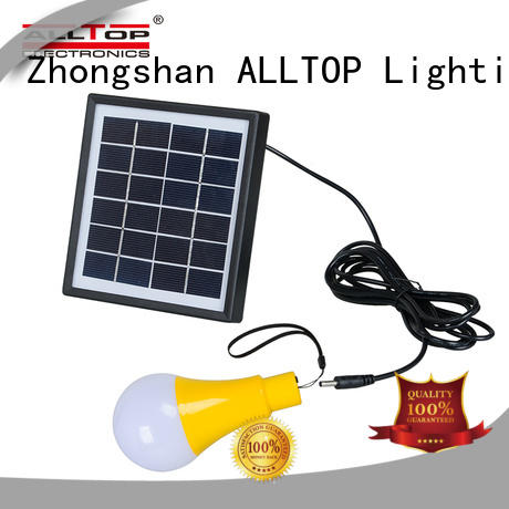 ALLTOP solar led wall pack with good price for street lighting