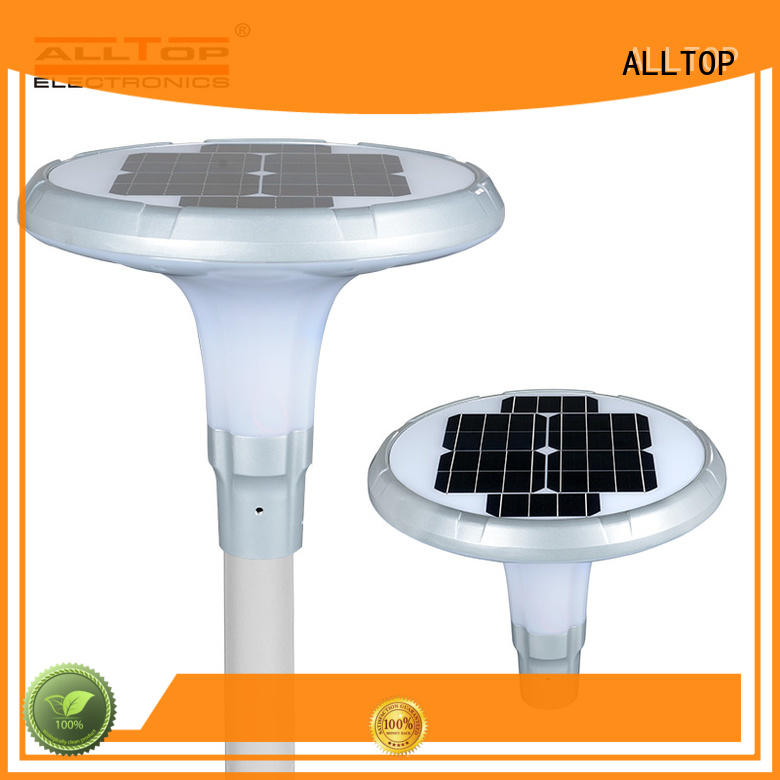 power 120w high quality solar led street light motion sensor for outdoor yard ALLTOP