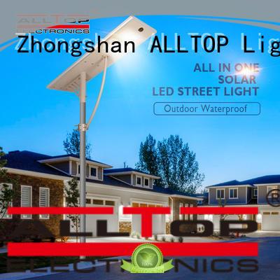 ALLTOP integrated integrated street light sensor for highway