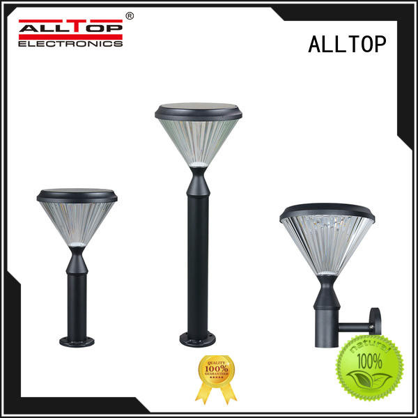 ALLTOP integrated hanging solar garden lights for landscape