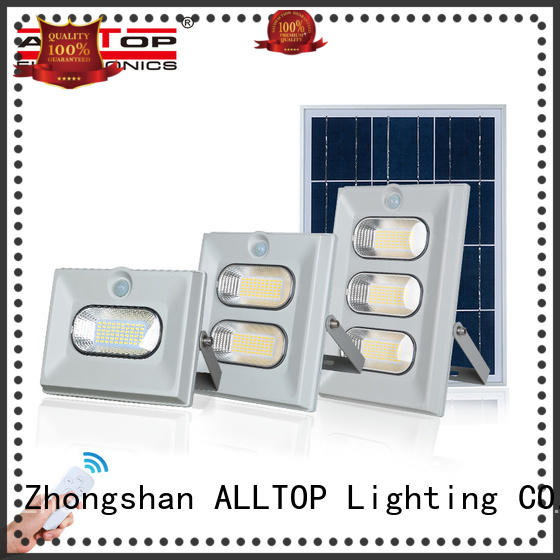 ALLTOP high quality solar floodlight suppliers for spotlight