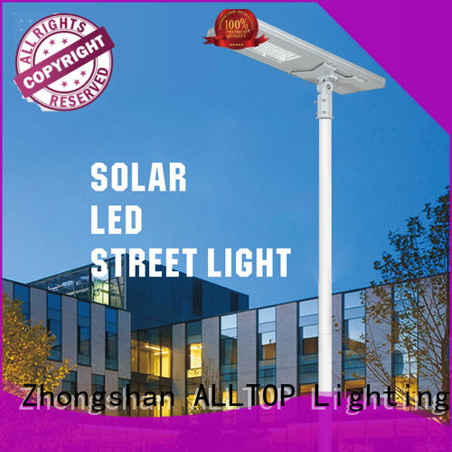ALLTOP long-lifespan led track lighting at discount for street