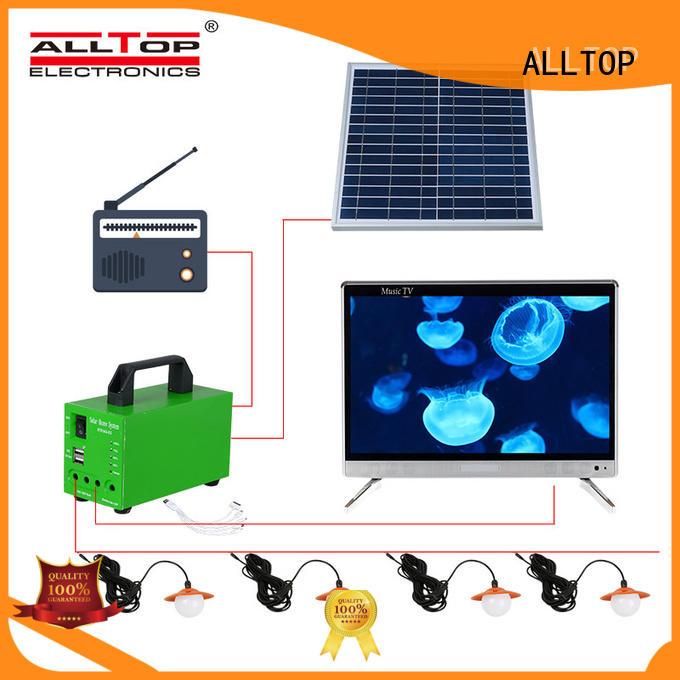 multi-functional solar lighting system price by-bulk for battery backup