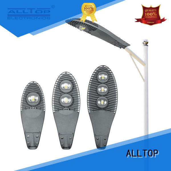 ALLTOP 20w led street light manufacturer for facility