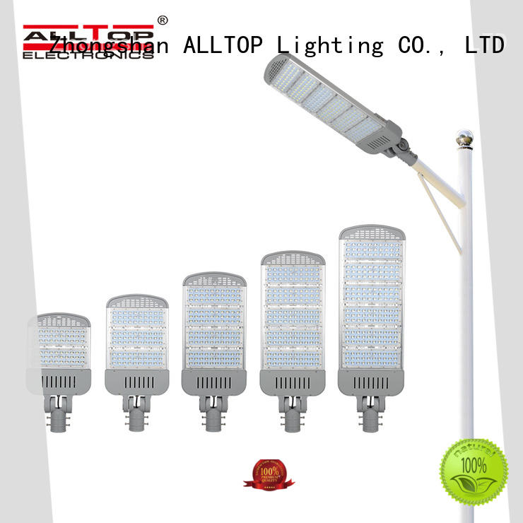 ALLTOP aluminum alloy 150 watt led street light for facility