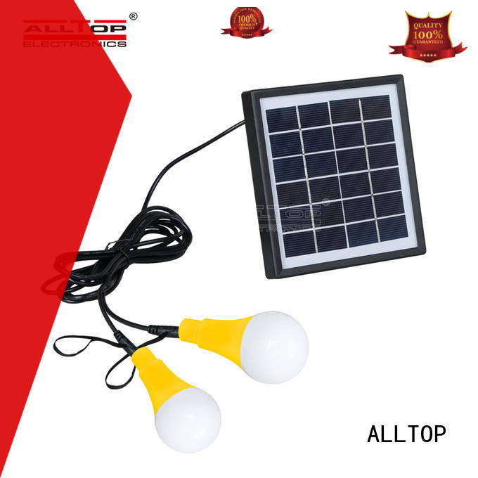 ALLTOP high quality cheap solar wall lights wide usage for party