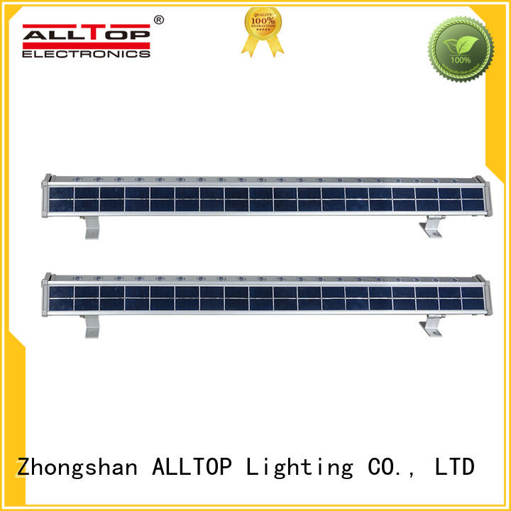 energy-saving small solar wall lights certification for concert