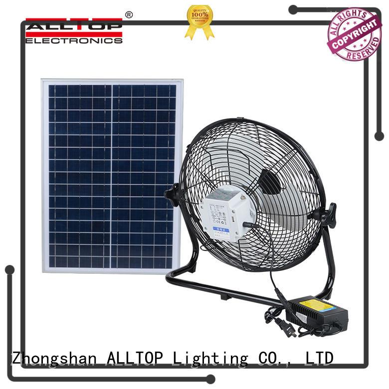 ALLTOP customized solar powered flood lights supplier indoor lighting