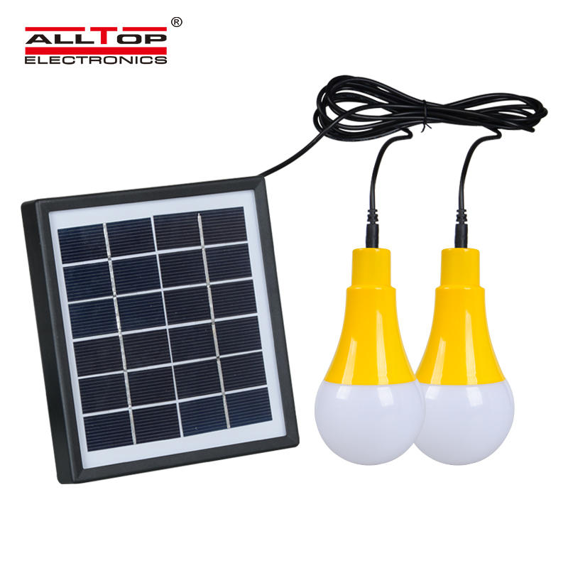 ALLTOP waterproof solar pir wall light factory direct supply highway lighting-2