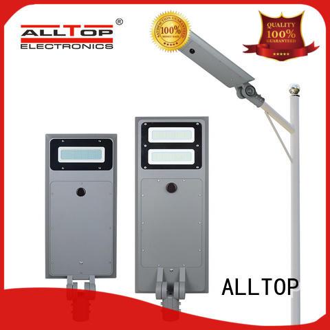 ALLTOP solar street light factory price for highway