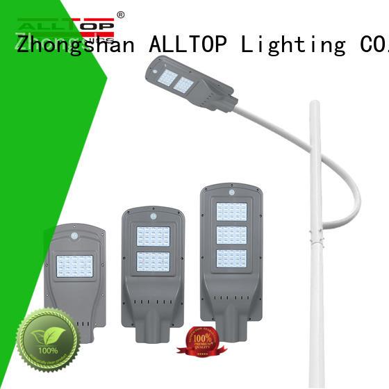 ALLTOP adjustable integrated solar light wholesale for highway