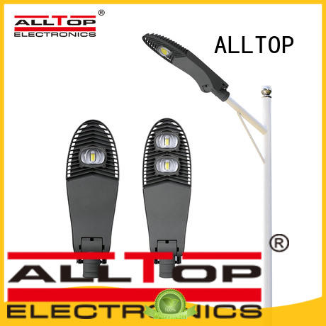ALLTOP waterproof solar powered street lights factory for business for lamp