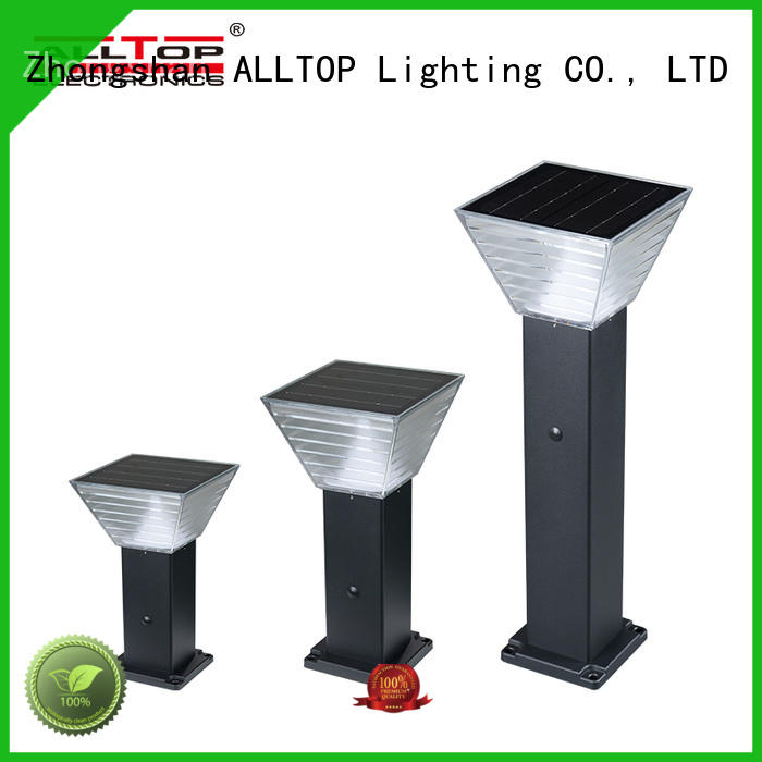 ALLTOP classical cheap solar garden lights for landscape