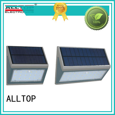 best solar wall lights high quality for camping ALLTOP