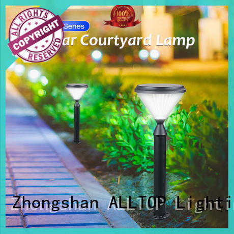 solar garden lamps main gate for landscape ALLTOP