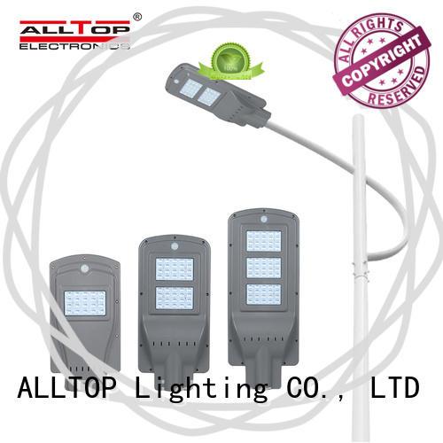 sensor integrated solar light motion for road ALLTOP