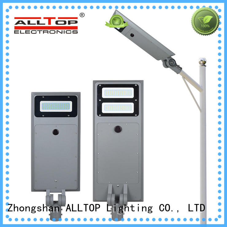 adjustable angle solar powered lights factory price for road
