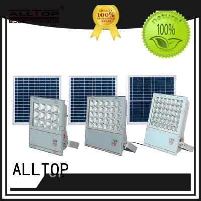 portable solar led flood lights for business for spotlight